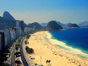 spiaggia di Coapacabana, Rio de Janeiro