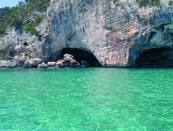spiaggia grotta bue marino, sardegna
