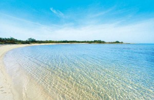 spiaggia riserva naturale Torre Guaceto, Brindisi