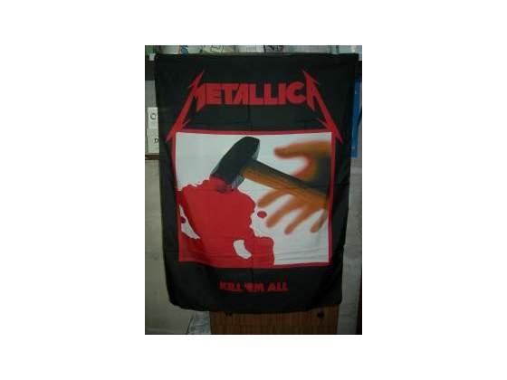 bandiera metal